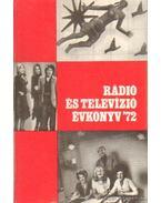 Rádió és televízió évkönyv '72