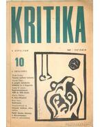 Kritika 1967. október 10.