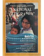 National geographic 1984 August