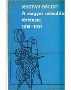 A magyar némafilm története 1918-1931