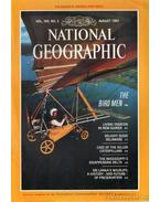 National geographic 1983 August
