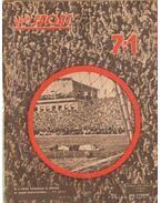 Képes Sport 1954. I. évfolyam (hiányos)