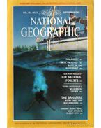 National geographic 1982 September