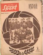 Képes sport 1955 II. évfolyam (hiányos)