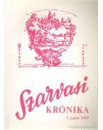 Szarvasi Krónika 1993. 7. szám