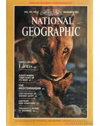 National geographic 1982 December