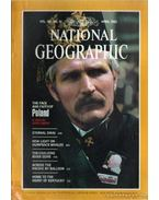 National geographic 1982 April