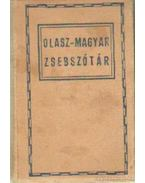 Olasz-magyar zsebszótár