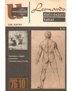 Leonardo művészeti tanai - Univerzus 76/10