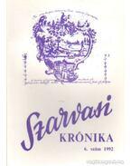 Szarvasi Krónika 1992. 6. szám