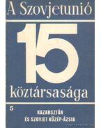 A Szovjetúnió 15 köztársasága 5.