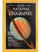National geographic 1981 July