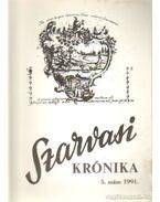 Szarvasi Krónika 1991. 5. szám