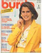 Burda 1992. évfolyam (teljes) - Hajós Katalin