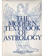 The modern texbook of astrology