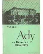 Ady és Debrecen (1896-1899)