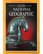 National geographic 1980 July