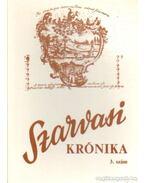 Szarvasi Krónika 1989. 3. szám