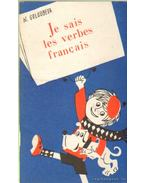 Je sais les verbes francais