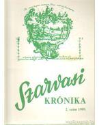 Szarvasi Krónika 1989. 2. szám