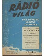 Rádió világ 1948. január