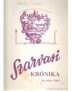 Szarvasi Krónika 2002. 16. szám