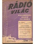 Rádió világ 1948. április