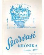 Szarvasi Krónika 1997. 11. szám