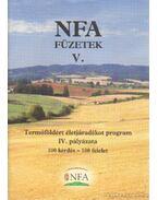 NFA füzetek V.
