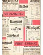 Vígszínház - Pesti Színház