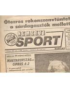 Nemzeti Sport 1990. November (teljes) - Szekeres István