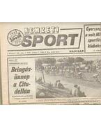 Nemzeti Sport 1990. Október (teljes) - Szekeres István