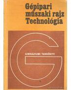 Gépipari műszaki rajz - Technológia