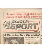 Nemzeti Sport 1990. Szeptember (teljes) - Szekeres István