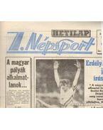 Népsport 1990. Május (teljes) - Szekeres István
