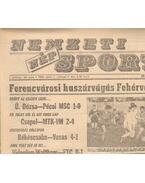 Nemzeti Sport 1990. Április (teljes) - Szekeres István