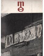 Magyar Építőművészet 1972/2