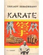 Karate (cseh nyelvű)