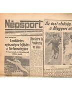 Népsport 1981. December (teljes)