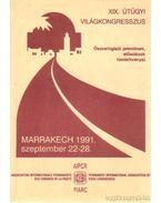 XIX. útügyi világkongresszus