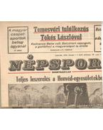 Népsport 1990. Február (teljes) - Szekeres István