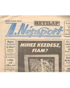 Népsport 1990. Január (teljes) - Szekeres István