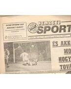 Nemzeti Sport 1991. November (teljes) - Szekeres István