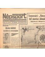 Népsport 1981. Augusztus (teljes)