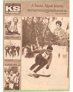 Képes sport 1972 (teljes), 1971/ 2. szám