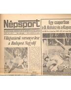 Népsport 1981. Július (hiányos)