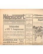 Népsport 1981. Június (teljes)