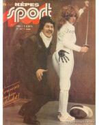 Képes sport 1984. (hiányzik a 3. és a 49. szám)