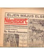 Népsport 1981. Május (teljes)
