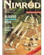 Nimród 1992. 112. évfolyam (teljes, egybekötve)